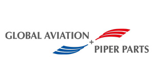 Logo Global Aviation+Piper Parts